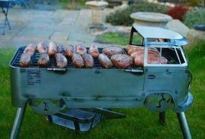 Splitty bbq