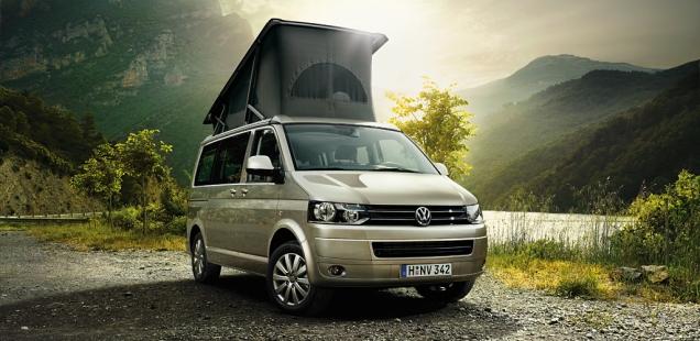 De California T5 (foto: Volkswagen)