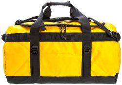 De Basecamp-duffels van The North Face kun je ook op je rug dragen