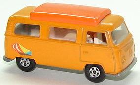 Matchbox Superfast Volkswagen-model uit de jaren '70.