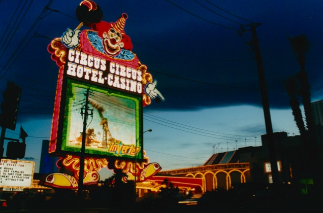 Circus Circus - het enige hotel van Las Vegas met een eigen camping