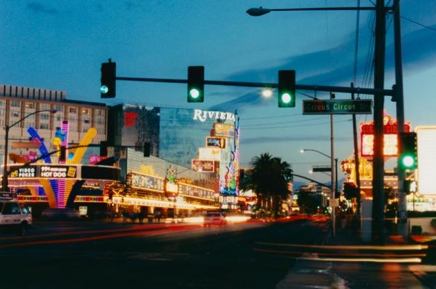 De wereldberoemde Strip van Las Vegas - ook een belevenis als je geen gokker bent!