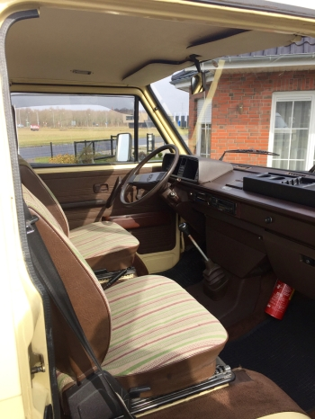 Alles over de vw california westfalia for Interieur westfalia t3